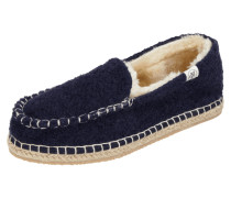 Slipper in Boucléoptik