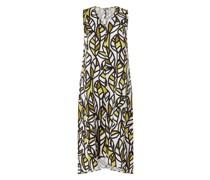 PLUS SIZE Kleid aus Lyocell-Leinen-Mix
