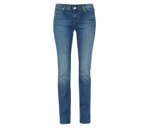 Regular Fit High Waist Jeans