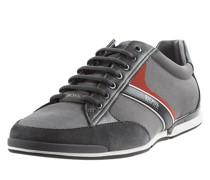 Sneaker aus Textil und Leder Modell 'Saturn'