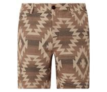 Shorts aus Baumwolle Modell 'John'