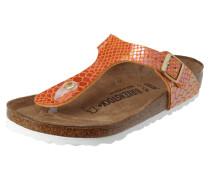 Zehentrenner mit ergonomischem Fußbett