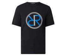 Regular Fit T-Shirt mit Print