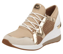 Sneaker Wedges 'Scout' mit Perforationen