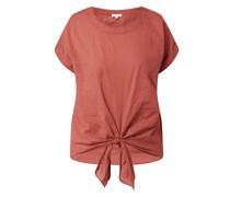Blusenshirt aus Baumwolle