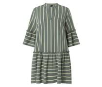 PLUS SIZE Kleid aus Bio-Baumwolle Modell 'Afua'