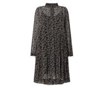 Kleid aus Krepp Modell 'Kaylan'