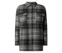 Bluse aus Flanell Modell 'Flanny'