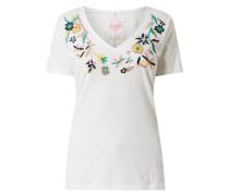 T-Shirt aus Bio-Baumwolle Modell 'Cosima'