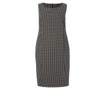 PLUS SIZE - Kleid mit quadratischem Muster