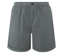 PLUS SIZE Relaxed Fit Shorts mit elastischem Bund