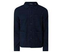 Jeansjacke aus Baumwolle Modell 'Lucas'