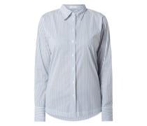Bluse mit Streifenmuster Modell 'Feorgia'
