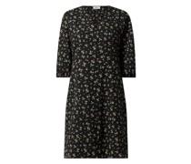 Blusenkleid mit floralem Muster Modell 'Joss'