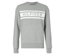 Vintage Fit Sweatshirt mit Logo-Print