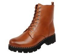 Boots aus Leder Modell 'Jale'