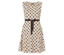 Kleid mit Polka Dots