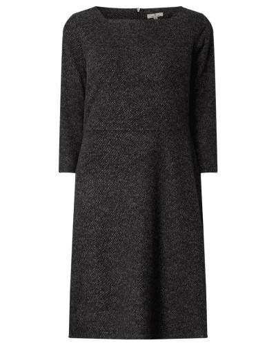 Kleid in Melange-Optik