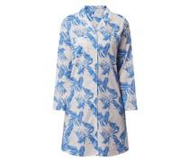 Nachthemd mit Allover-Muster
