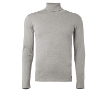 Rollkragen-Pullover aus reiner Baumwolle