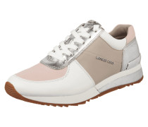 Sneaker 'Allie Wrap' mit Details in Metallicoptik
