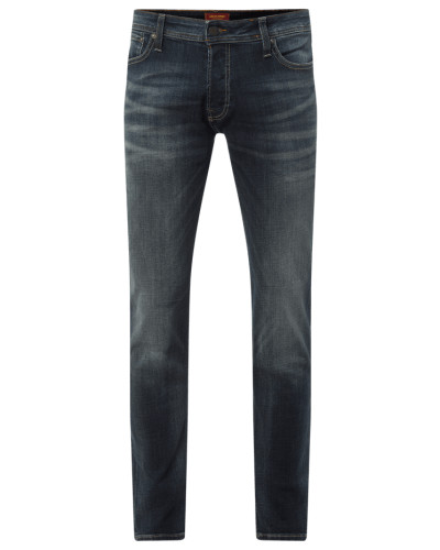 Slim Straight Fit Jeans mit Stretch-Anteil