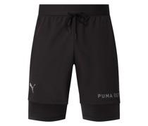Shorts mit Logo - dryCELL