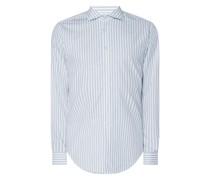 Regular Fit Business-Hemd aus Baumwolle Modell 'Ethan'
