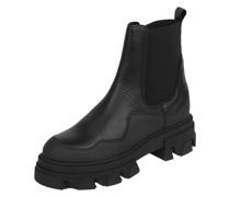 Chelsea-Boots aus Leder Modell 'Merilyn'
