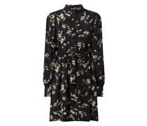 Kleid mit floralem Muster Modell 'Noela'