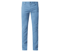 Comfort Fit Jeans mit Stretch-Anteil Modell 'J688'