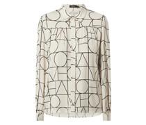 Bluse aus Viskose Modell 'Montoya'
