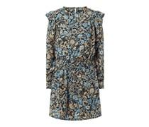 Kleid mit floralem Muster Modell 'Melvine'