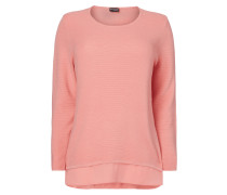 PLUS SIZE - Pullover im Double-Layer-Look