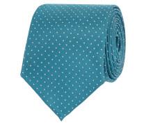 Krawatte aus Seide mit Punkt-Dessin
