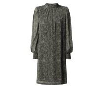 Kleid aus Krepp