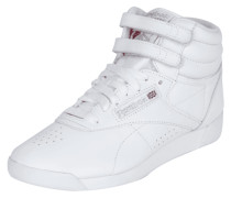 High Top Sneaker mit Klettverschluss