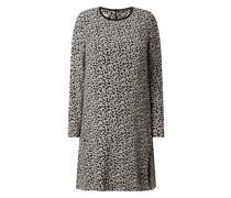 Kleid aus Viskose Modell 'Cidaja'