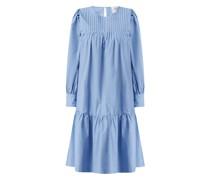 Kleid mit Biesen Modell 'Ula'