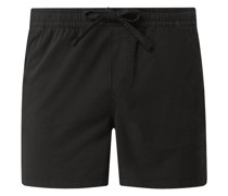Shorts mit Tunnelzug Modell 'Jeff'