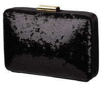 Box Clutch mit Pailletten