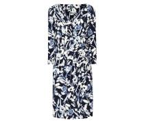 Kleid mit floralen Muster