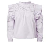 Blusenshirt aus Baumwolle Modell 'Adelaida'
