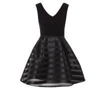 Kleid mit Rockteil aus Organza