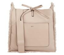 Crossbody Bag aus Leder Modell 'Raquel'