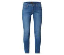 Skinny Fit Jeans mit Stretch-Anteil Modell 'Scarlett'