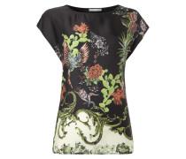 Shirt mit botanischem Print