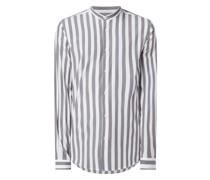 Slim Fit Freizeithemd aus Baumwolle Modell 'Soeoul'