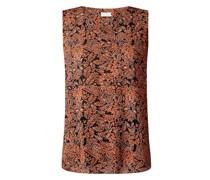 Blusentop mit floralem Muster Modell 'Kafinoa'