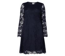 PLUS SIZE - Kleid aus floraler Spitze